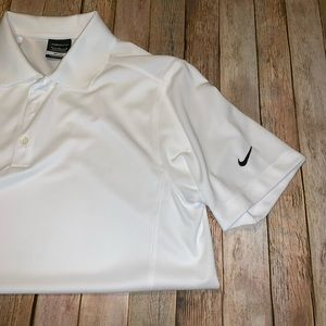 Nike Dri-fit lightweight medium polo